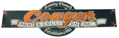 Cougar Paint & Collision Inc